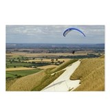 Cool Paragliding Postcards (Package of 8)