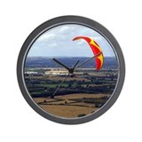 Soaring high Wall Clock