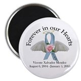 Unique Vicente's 2.25&quot; Magnet (100 pack)