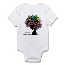 ColorfulxBomber Head Infant Bodysuit