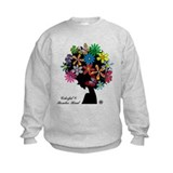 ColorfulxBomber Head Sweatshirt