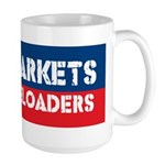 Free Markets Large Mug