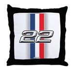 Cars 1922 Throw Pillow