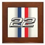 Cars 1922 Framed Tile