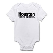 Houston We have a problem Infant Bodysuit