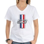 Cars 1953 Women's V-Neck T-Shirt
