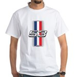 Cars 1953 White T-Shirt