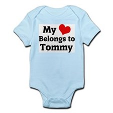 My Heart: Tommy Infant Creeper