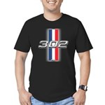Engine 302 Men's Fitted T-Shirt (dark)