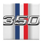 Engine 350 Tile Coaster