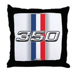 Engine 350 Throw Pillow