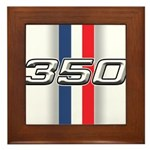 Engine 350 Framed Tile