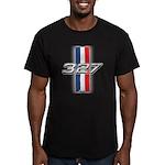Engine 327 Men's Fitted T-Shirt (dark)