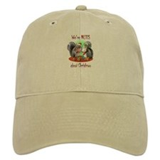 Squirrel Baseball Cap
