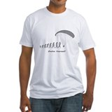 """Paragliding Evolution"" Shirt"