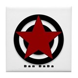 Dan DaDa Revolution Tile Coaster