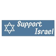 "Star of David ""Support Israel"""