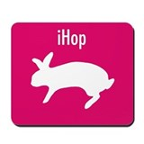 Bunny iHop Mousepad