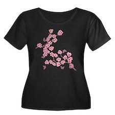 Unique Cherry blossom T
