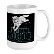 Wolf Jacob Coffee Mug