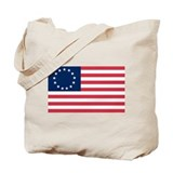 Unique Betsy ross Tote Bag