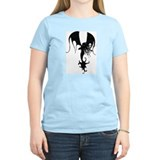 Evil Gothic Faerie T-Shirt