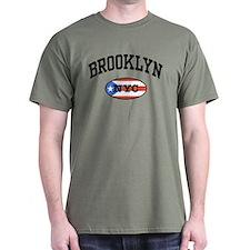 Brooklyn NYC Puerto Rican T-Shirt