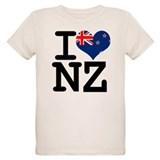I Heart NZ T-Shirt
