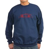 1971 Plymouth Duster Sweatshirt
