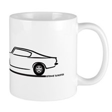 1968 Plymouth Barracuda Mug