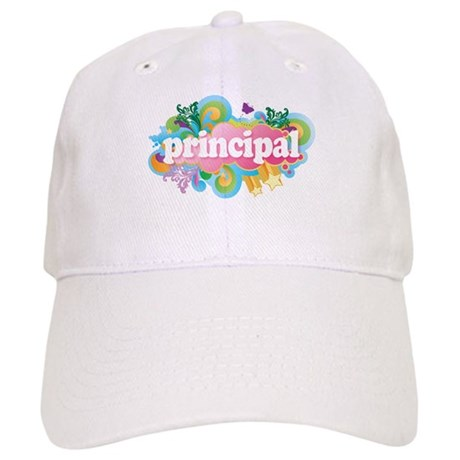 Cute Retro Principal Cap