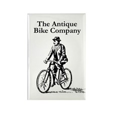 Cute Antique bicycle Rectangle Magnet (100 pack)