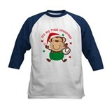 Monkey Boy 1st Christmas  T