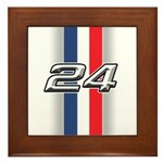 Cars 1924 Framed Tile