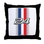 Cars 1924 Throw Pillow