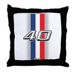 Cars 1940 Throw Pillow