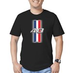 Cars 1940 Men's Fitted T-Shirt (dark)