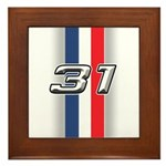 Cars 1931 Framed Tile