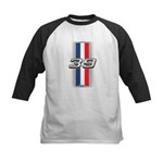 Cars 1939 Kids Baseball Jersey