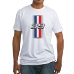 Cars 1939 Fitted T-Shirt