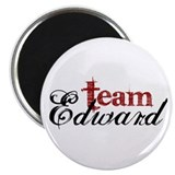 "Team Edward 2.25"" Magnet (10 pack)"