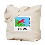 C-DOG Tote Bag