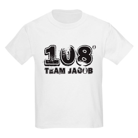 108 Degrees (black) Kids Light T-Shirt