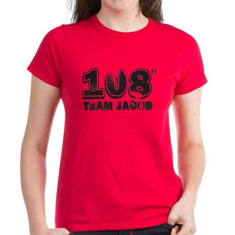 108 Degrees (black) Women's Dark T-Shirt