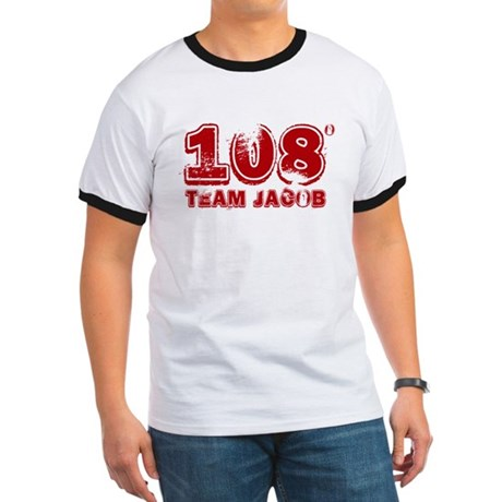 108 Degrees (red) Ringer T