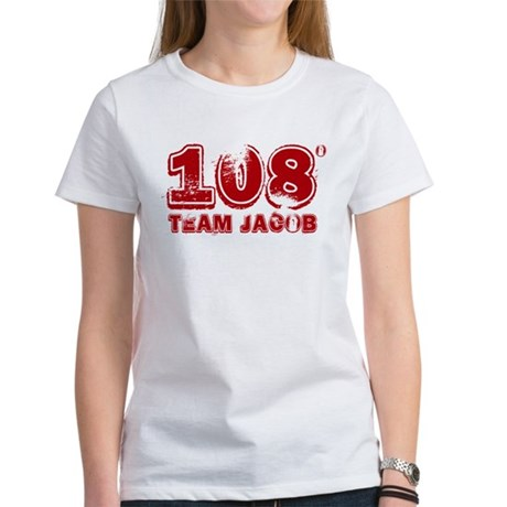 108 Degrees (red) Women's T-Shirt