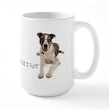 CatahoulaLeopardCoffeeMug Mugs