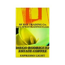 Diego Rodriguez Estate Coffee Espresso Magnet 100