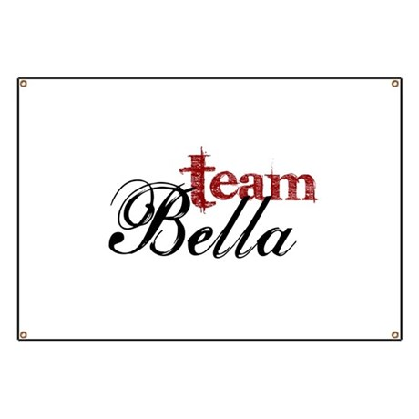 Team Bella Banner