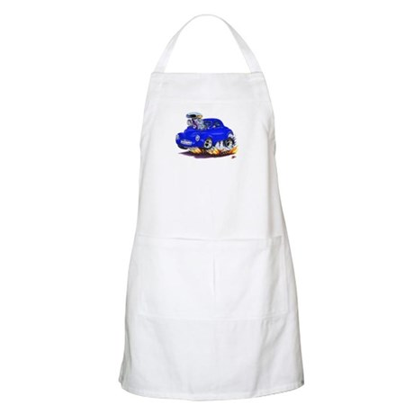 1941 Willys Blue Car Apron